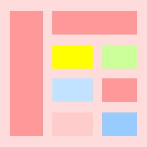 html テーブル(表)作成