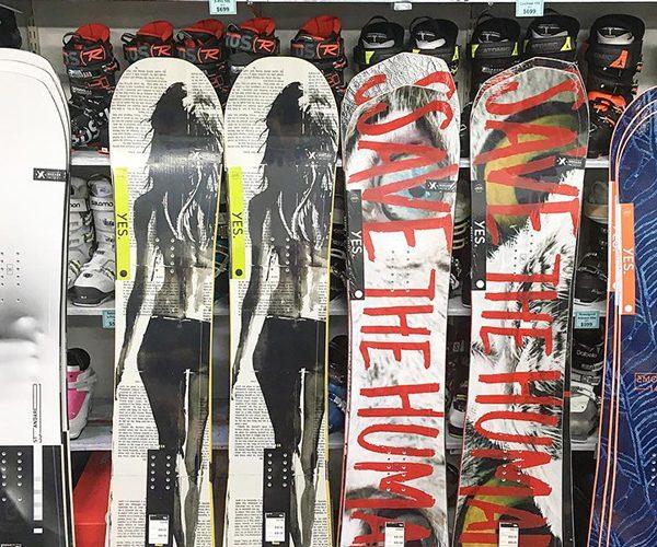 スノーボード ブランド 板 まとめ