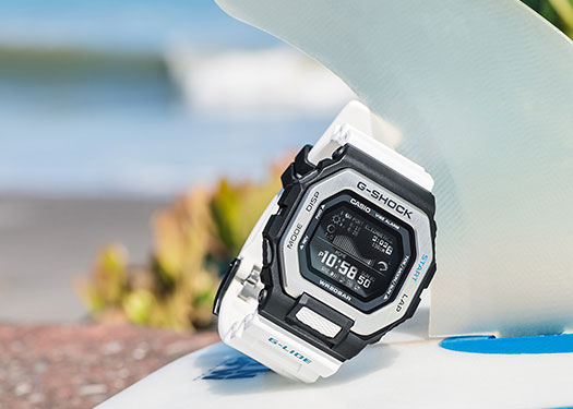 【g-shock・サーフィン・スケートボード】GSHOCK-GBX-100-7JF-value